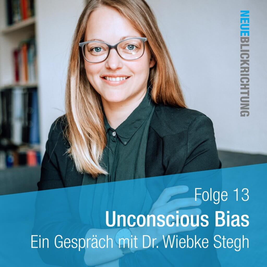 Dr. Wiebke Stegh Podcast Cover