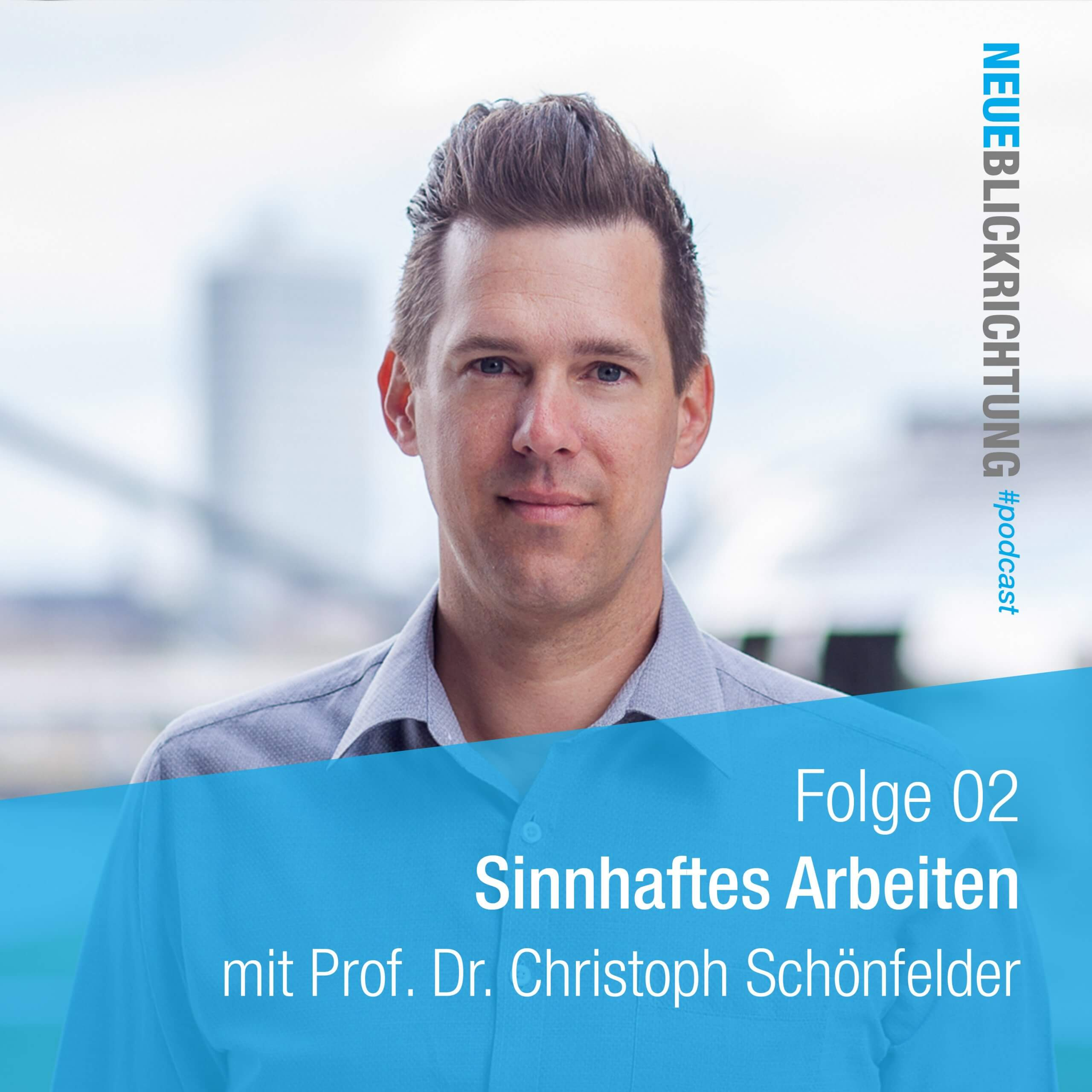 Christoph Schönfelder Podcast Episode 02